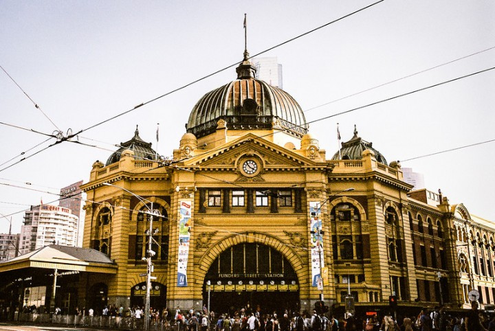 Photo of Flinders Street Station - for Melbourne Melbourne accounting firm - Prime Accounting